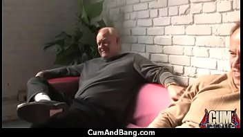 buxom dark-hued supah-bitch deep throating large milky chisels 2