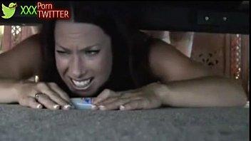 step mother stuck under sofa at hornbunny -.