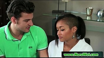 nurumassage sonnie completely serviced by step-mother hump flick 25