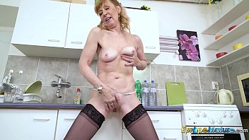 europemature elderly mature girl solo striptease