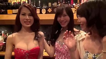 japan crossdresser shemale pub