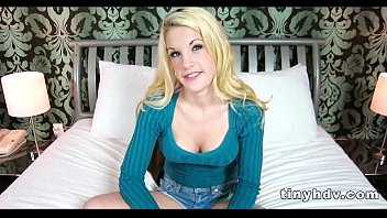 handsome teenie cooter streched rebecca youthful.