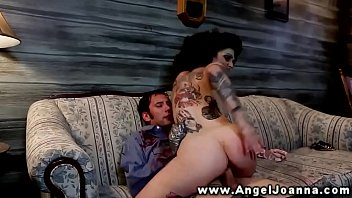 angel joanna likes ass job and oral from.