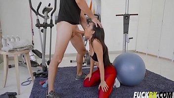 maya bijou workout with cousin