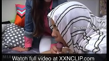 mia khalifa and her stepsister fellating bro -.