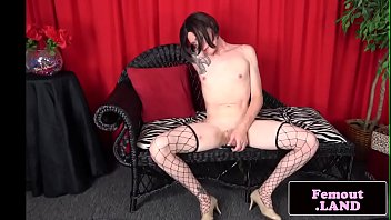 inked trap milking off in very first time solo