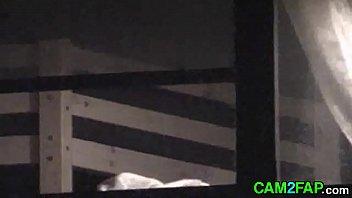 covert web cam voyeur teenager melons.