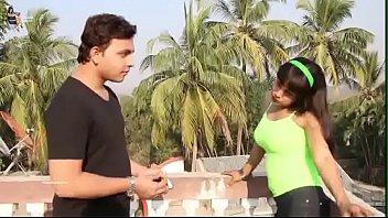 crimson-hot indian brief films- supah-hot model making out.