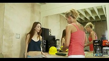 mommy training daughter-in-law 299