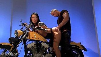 a fantasy biker-superslut