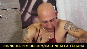 casting alla italiana - gonzo anal penetration casting.