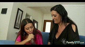 mommy instructing stepdaughter 351