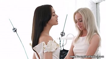 youthful fuck-fest soirees - sundress fitting and a.