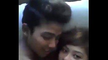 burmese duo having joy