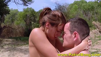 sex-positive latina teenie takes dinky in her cock-wringing.