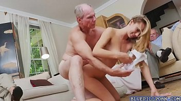 pretty silver-blonde molly mae luvs boinking with aged fellows