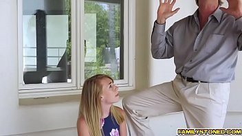 step father let iggy amore smoke his yam-sized firm-on