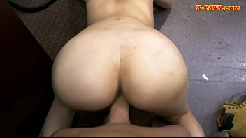 taut ash-blonde honey pounded by pawn.