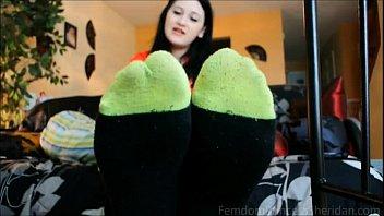 boot socks and feet teaser