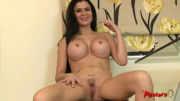 jasmine jae gets nude and drains to a.