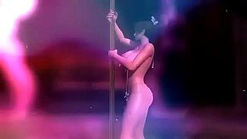 doa5lr mai pole dance artemis bathing.