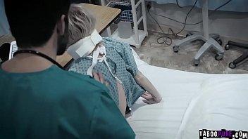 nineteen years elderly patient boinked in.