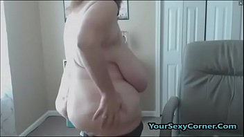 plus-size grandmother enormous inborn bumpers -.