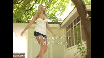 alison angel - playful and horny