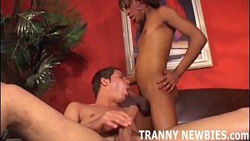 taste my massive dark-hued transgirl trunk