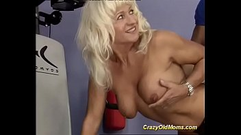 german muscle mother plumbed by her.
