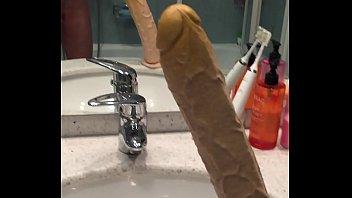 lengthy faux penis