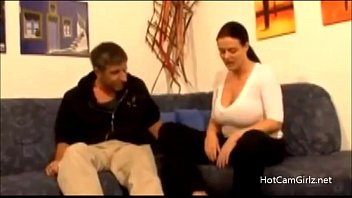 pretty german mature dark-haired with immense breasts begins.