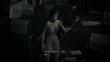 resident ominous 0 hd remaster - rebecca nude mod