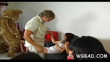 femmes are absorbing stripper039_s dick thirstily