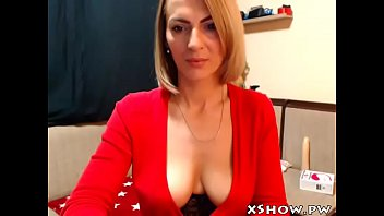 cougar wild fuckslut spunking on web.