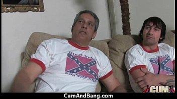 ultra-kinky black mass ejaculation gang-plumb ten