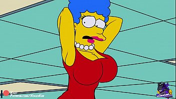 marge simpson melons