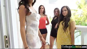 group firm style fuck on webcam with school.