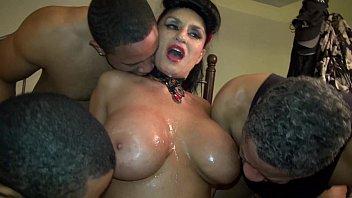 grannie goes ebony-muddy milky tramp gilf takes threesome.