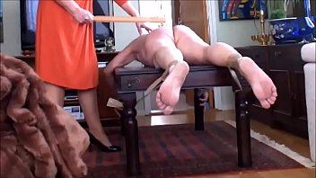 firm spsnking with wooden spanking paddle more on 18camsco