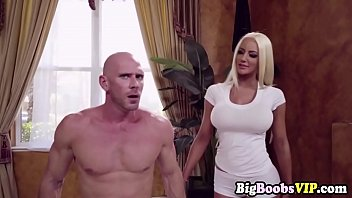 humungous-titted cougar light-haired nicolette shea in.