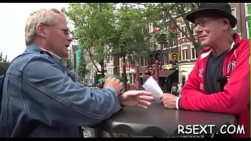 lustful elder boy goes amsterdam