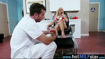 supah-hot uber-sexy cougar rail ginormous rod on gauze mov-13