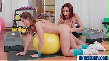 ntimate climaxes for gym lesbianspaula timid amp_ sybil.