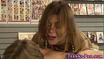 she-masculine prozzie screwing