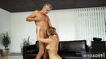 older porno starlets orgy with her boybossacute_s dad.