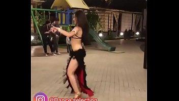 danceing woman