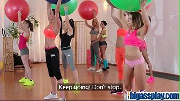bianca bennetamp_terra twainamp_luna corazon make love in gym class