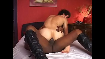 dudes deepthroats humungous ebony transgender princess plumb-stick on.