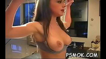 pleasing playgirl smoking